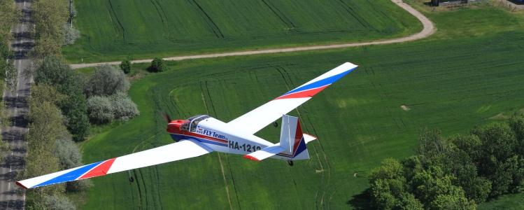 Fly Team - repülõgép vezetés