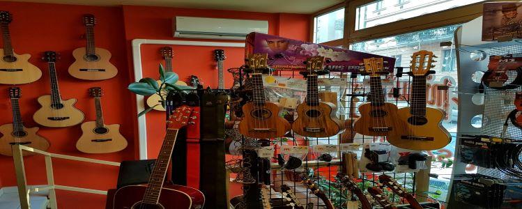 Musicminutes Hangszerbolt