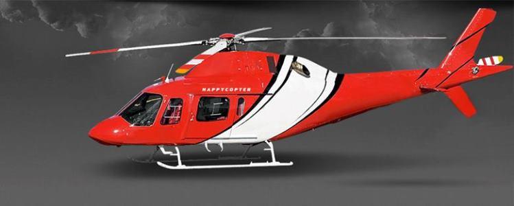 Happycopter helikopter szimulátor