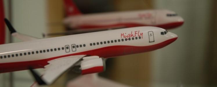 HighFly repülõgépszimulátor