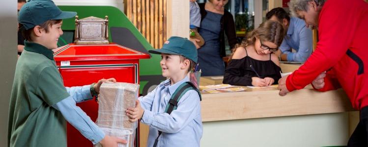 Minipolisz - miniváros gyerekeknek