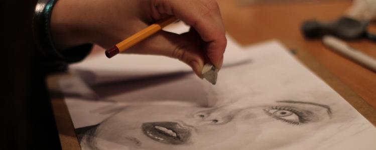 Mûvészház rajztanfolyam