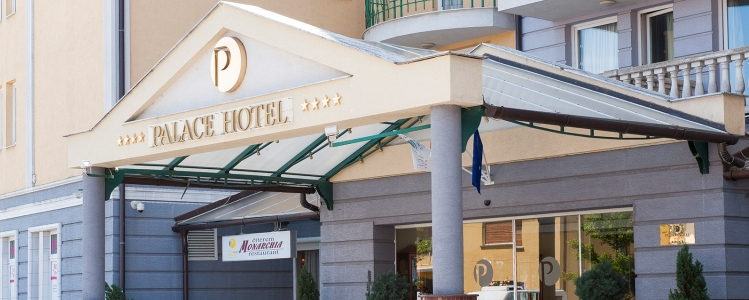 Hotel Palace Hévíz****
