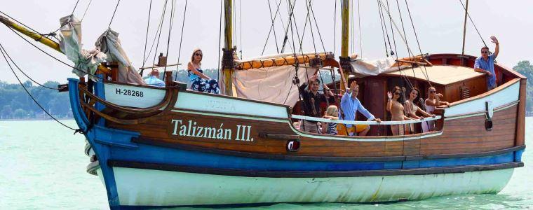 Talizmán Stand hajókirándulás