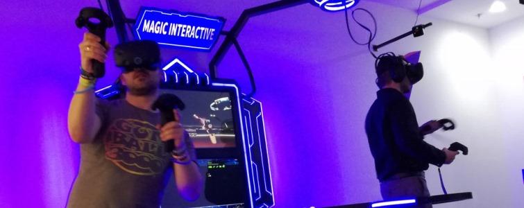 VR Badchicken virtuális játszótér