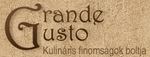 Grande Gusto kulináris finomságok boltja