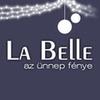La Belle fénydekoráció