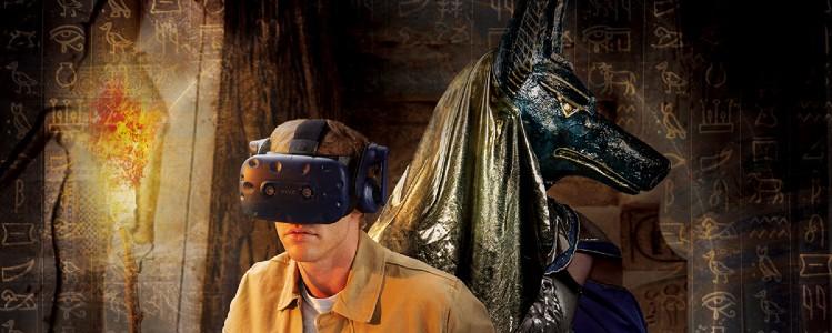 VR Vidámpark és Webshop